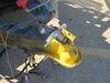 0  trailer coupler locks etrailer latch lock adjustable - 1/2 inch to 2-1/2 span 9/32 diameter