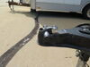 0  trailer coupler locks etrailer latch lock universal application - 2 inch span 1/4 diameter chrome