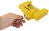 etrailer trailer coupler locks universal application lock fits 2-5/16 inch ball