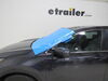 """etrailer 2-in-1 Exterior Windshield and Wiper Blade Cover - 70"""" Wide x 39-3/4"""" Tall Windshield Cover E98899 on 2017 Honda CR-V"""