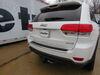 "etrailer Trailer Hitch Receiver - Custom Fit - Matte Black Finish - Class III - 2"" 2 Inch Hitch E98901 on 2015 Jeep Grand Cherokee"