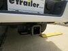 etrailer 800 lbs TW Trailer Hitch - E98909 on 2018 Chevrolet Colorado