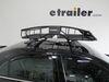 Roof Basket E98914 - Steel - etrailer