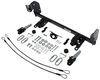 etrailer Invisible Base Plate Kit - Removable Arms Twist Lock Attachment E98948