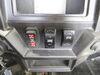 2016 polaris ranger electric winch etrailer atv - utv no remote synthetic rope hawse fairlead 2 500 lbs