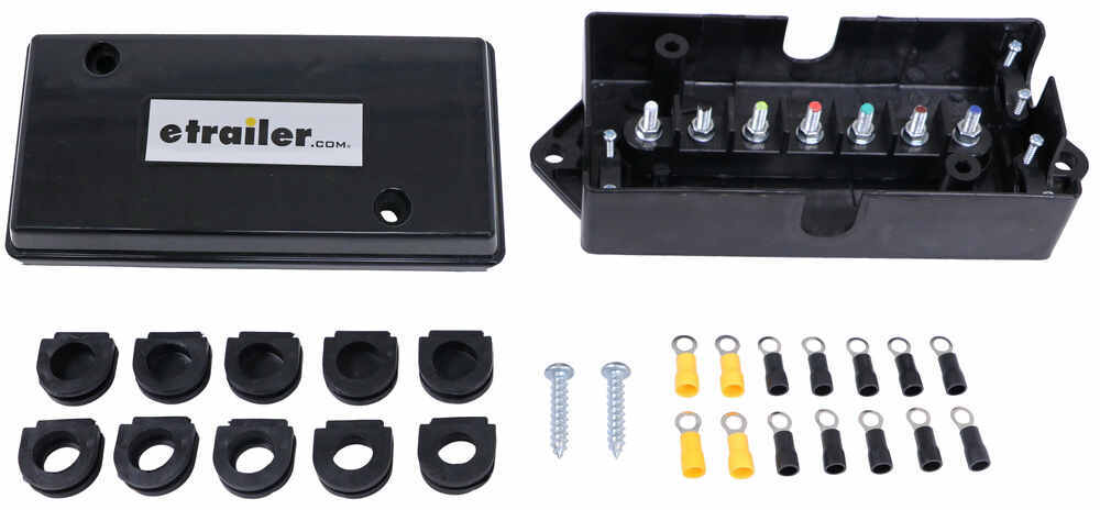 etrailer Junction Box Accessories and Parts - E99009