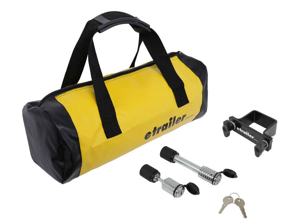 etrailer Trailer Coupler Locks - E99039-9