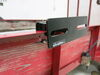 0  spare tire carrier etrailer angle-iron railing mount 1-1/2 inch frame 2 in use