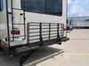 2017 starcraft solstice lite fifth wheel rv cargo carrier etrailer bumper mount 500 lbs e99049