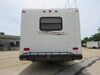 0  rv cargo carrier etrailer bumper mount 24x60 for - steel folding 500 lbs