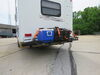 0  rv cargo carrier etrailer 500 lbs 24x60 for bumper - steel folding