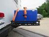 0  rv cargo carrier etrailer bumper mount 500 lbs on a vehicle
