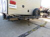 2018 keystone hideout travel trailer rv cargo carrier etrailer bumper mount 500 lbs e99050
