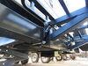 2018 keystone hideout travel trailer rv cargo carrier etrailer bumper mount 500 lbs on a vehicle