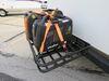 0  rv cargo carrier etrailer bumper mount on a vehicle
