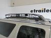 "etrailer XL Roof Cargo Basket - Steel - 80"" Long x 35"" Wide - 165 lbs Large Capacity E99054"
