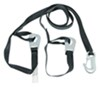 Erickson Recovery and Tow Straps - EM05001