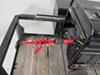 "Erickson Ratcheting Motorcycle Tie-Down Straps w Long Safety Hooks - 1""x6' - 400 lb - Qty 2 Safety Hooks EM05710"