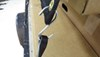 """Erickson Tarp Tie-Down Strap w/ S-Hooks - Rubber - 13"""" Long S-Hooks EM06701"""