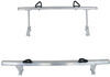 Erickson Truck Bed Ladder Rack w/ Load Stops - Aluminum - 800 lbs Over the Bed EM07705