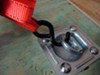 0  ratchet straps erickson s-hooks - 1 inch wide em31351