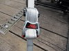 0  ratchet straps erickson trailer truck bed safety hooks tie-down w/ web clamps and s-hooks - 1-1/4 inch x 12' 667 lbs qty 2