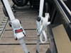 0  ratchet straps erickson trailer truck bed 11 - 20 feet long tie-down w/ web clamps and s-hooks 1-1/4 inch x 12' 667 lbs qty 2