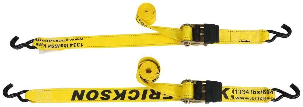 Ratchet Straps EM34410 - Manual - Erickson