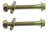"Erickson Re-Tractable Ratchet Straps w Push Buttons - Bolt On - 1"" x 9' - 400 lbs - Qty 2 6 - 10 Feet Long EM34417"