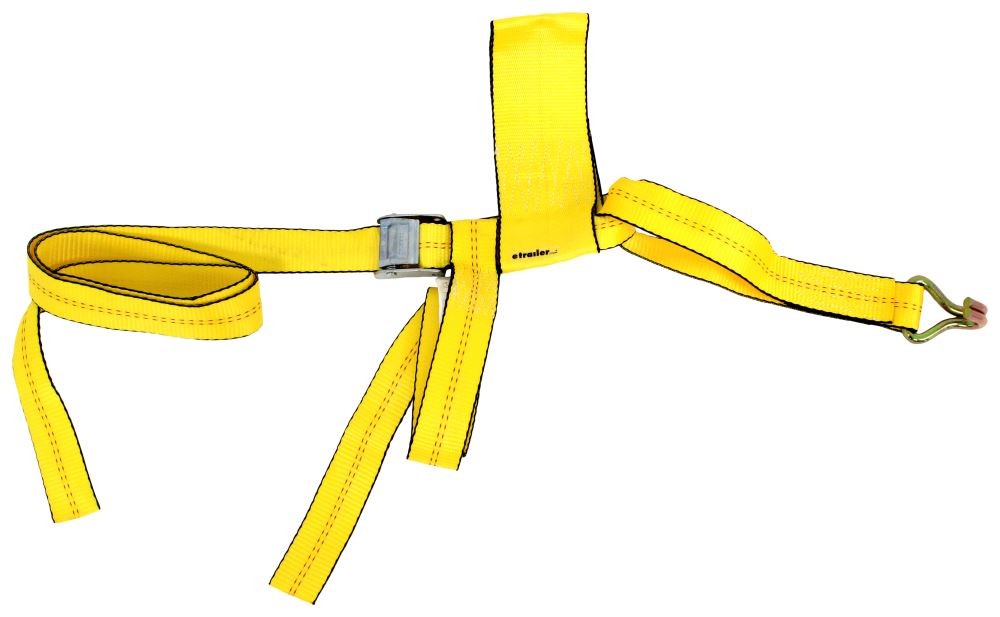 EM58518 - 2001 - 3500 lbs Erickson Car Tie Down Straps