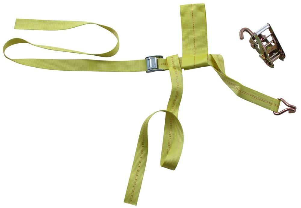 Car Tie Down Straps EM58522 - 2001 - 3500 lbs - Erickson