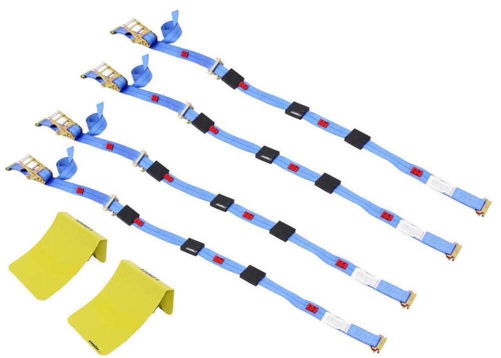 EM58523-09162-4 - E-Track Strap Erickson Car Tie Down Straps