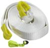 """Erickson Recovery Strap w/ Reinforced Loop Ends - 2"""" x 20' - 9,000 lbs Max Vehicle Weight 2 Inch Wide EM59500"""