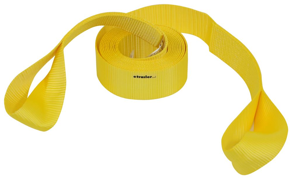 Erickson Tow Straps and Recovery Straps - EM59798