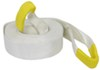 """Erickson Recovery Strap w/ Reinforced Loop Ends - 3"""" x 30' - 13,500 lbs Max Vehicle Weight Reinforced Loops EM59800"""
