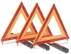 custer emergency supplies  warning triangles