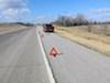 0  emergency supplies custer roadside warning triangles