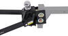 Equal-i-zer Weight Distribution w/ 4-Point Sway Control - No Shank - 4,000 lbs GTW, 400 lbs TW Fits 2 Inch Hitch EQ37041ET