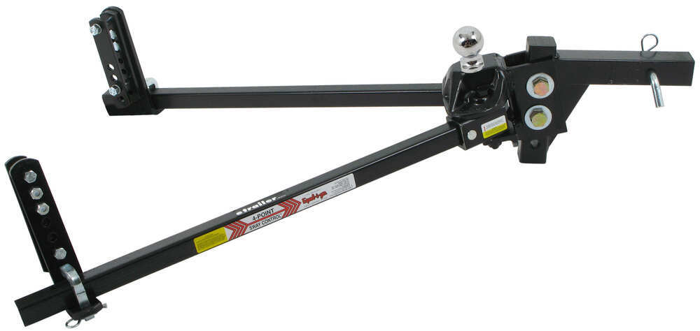 Weight Distribution Hitch EQ37120ET - Prevents Sway - Equal-i-zer