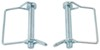 equal-i-zer accessories and parts  pins thumb clips for weight distribution spring bars - qty 2