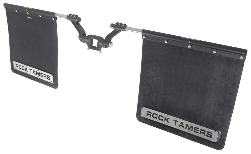 Rock Tamers No-Drill Install Mud Flaps - ERT00108