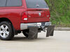 Rock Tamers Mud Flaps - ERT00108 on 2009 Dodge Ram Pickup