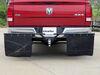 Rock Tamers Rubber Mud Flaps - ERT00108 on 2009 Dodge Ram Pickup