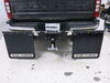 ERT00110 - Rear Pair Rock Tamers Mud Flaps on 2020 Ford F-250 Super Duty