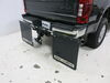 Mud Flaps ERT00110 - Rubber - Rock Tamers on 2020 Ford F-250 Super Duty