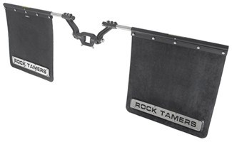 Mud Flaps ERT00110 - No-Drill Install - Rock Tamers