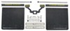 Rock Tamers No-Drill Install Mud Flaps - ERT00110