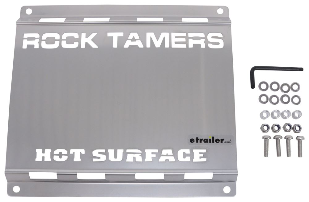 Rock Tamers Heat Shield Accessories and Parts - ERT230