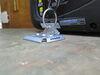 0  e-track brophy rails horizontal 2-slot - zinc plated steel qty 1