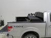 Extang EnCore Hard Tonneau Cover - Folding - Fiberglass-Reinforced Plastic - Locking - Black Matte Hard Tonneau EX62780 on 2013 Ford F-150